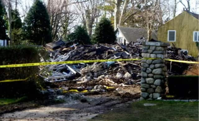 Three young sisters and their grandparents died early Christmas morning in 2011 in a fire in their Stamford home.
