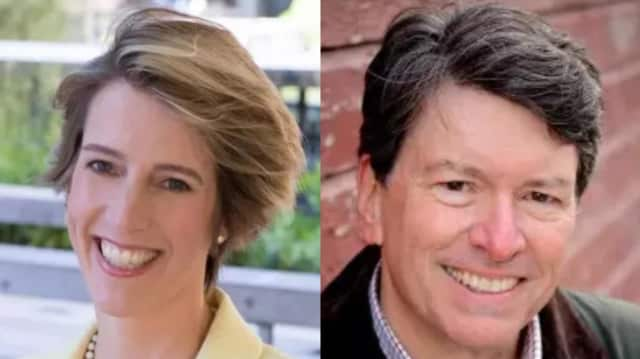 Zephyr Teachout and John Faso.