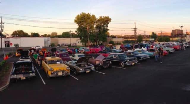 Mr. Cupcakes Car Show