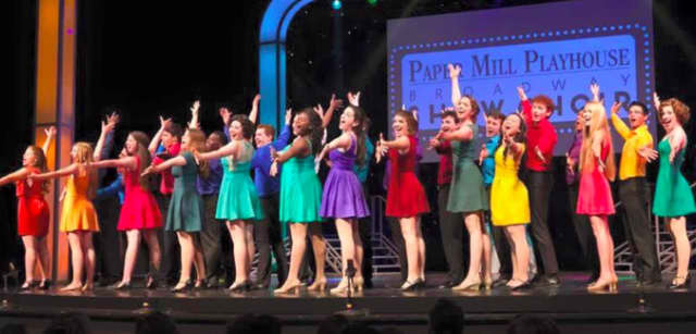 Twelve Bergen County students were selected to participate in the Paper Mill Playhouse's summer conservatory.