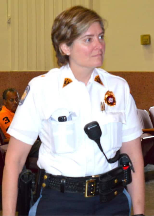 Ridgewood Police Chief Jacqueline Luthcke