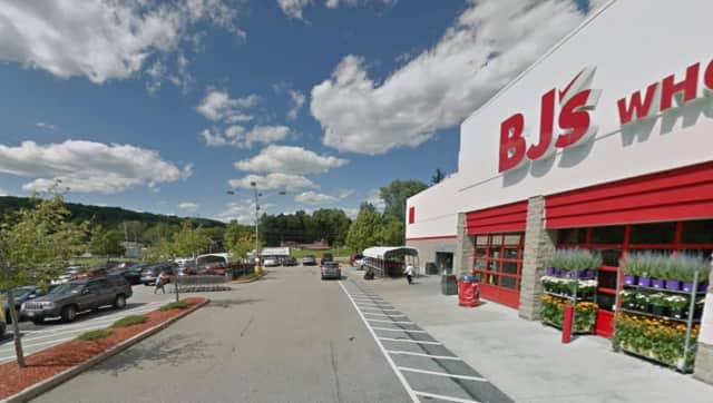 Yorktown Police arrested a 60-year-old Briarcliff Manor man after investigating a report of a dog left in a car at BJ's for about 45 minutes, police said.