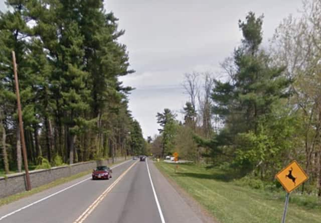Route 9 in Cortlandt