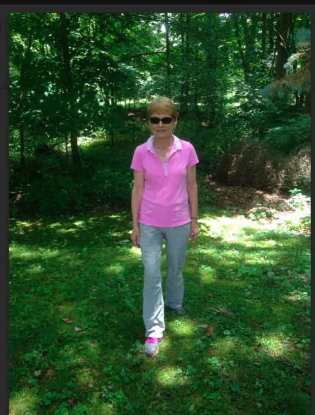 69-year-old Karen Hanlon of Brookfield walks nearly 80 miles a week, every week of the year.