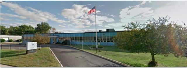This warehouse facility, at 77 Moonachie Ave., was recently acquired by Fairfield-based Woodmont Industrial Partners.