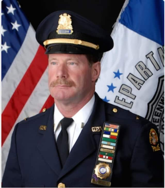 Lt. Richard Cochran Retires From Greenwich Police Department
