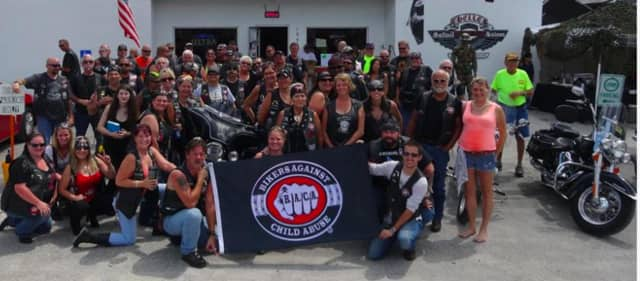 The newly formed chapter of B.A.C.A. -- Bikers Against Child Abuse -- in Newtown is holding its first open house on Saturday, July 9, from noon-8 p.m.