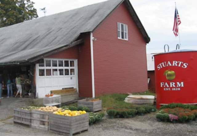 Stuart's Farm in Somers, the oldest working farm in Westchester, will be protected from development.