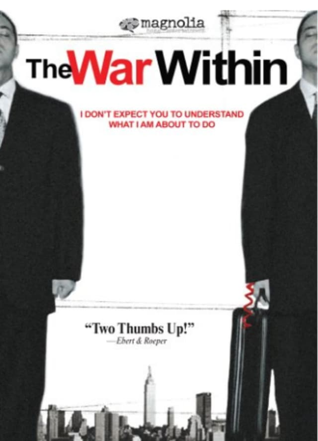 """The Westport Cinema Initiative will hold a special screening of """"The War Within"""" on Sunday, July 17."""