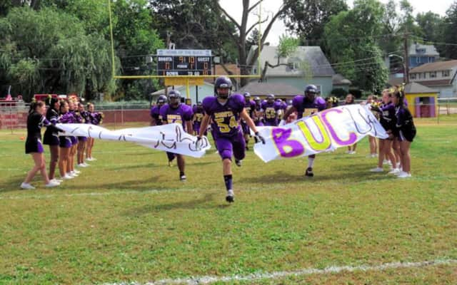 A pancake breakfast is scheduled for Aug. 7 to support the Bogota junior football team and its cheerleaders