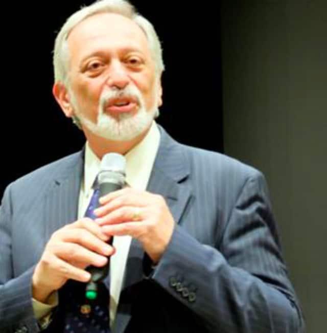 Fair Lawn Schools Sup't Dr. Ernest Palestis.