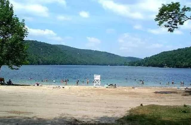 New Fairfield officials and state representatives are squabbling over safety measures at Squantz Pond, a popular summer retreat for many Connecticut residents and many from New York.
