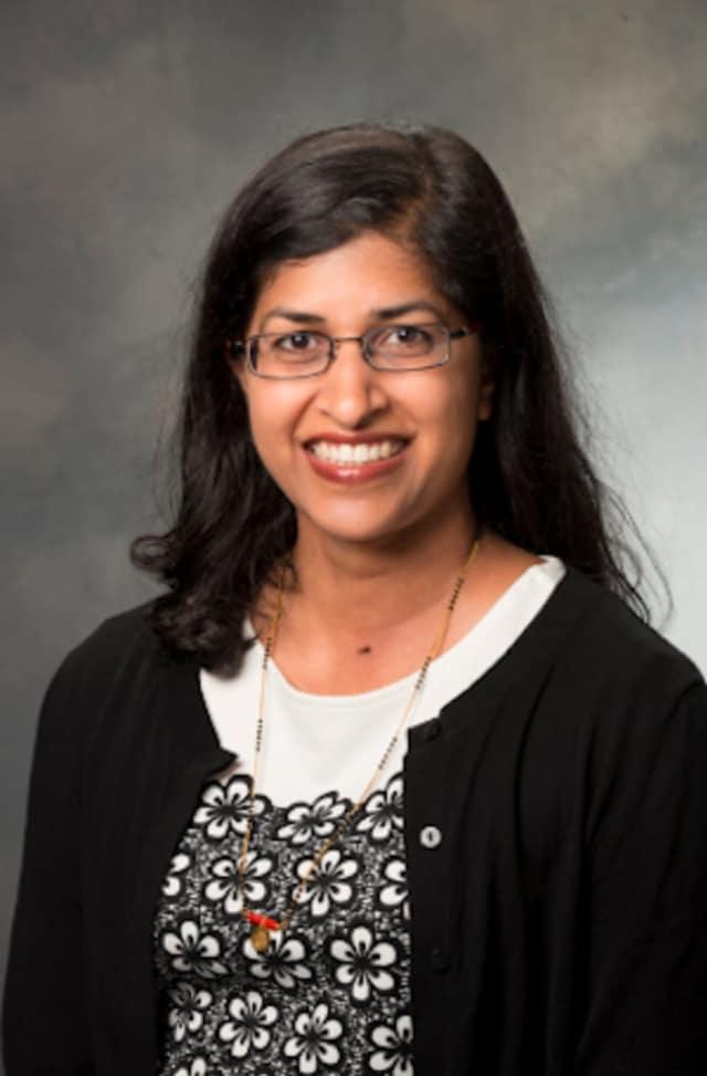 Pace Professor Dr. Meghana Nayak.