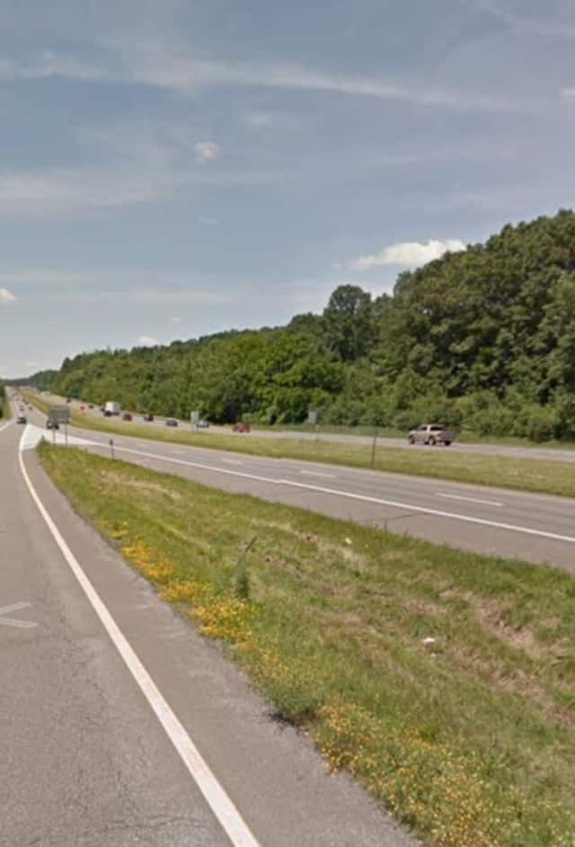 Emergency workers came to the rescue of a baby, toddler and mother in a Saturday rollover Saturday on Interstate 84 in Brewster, according to lohud.com.