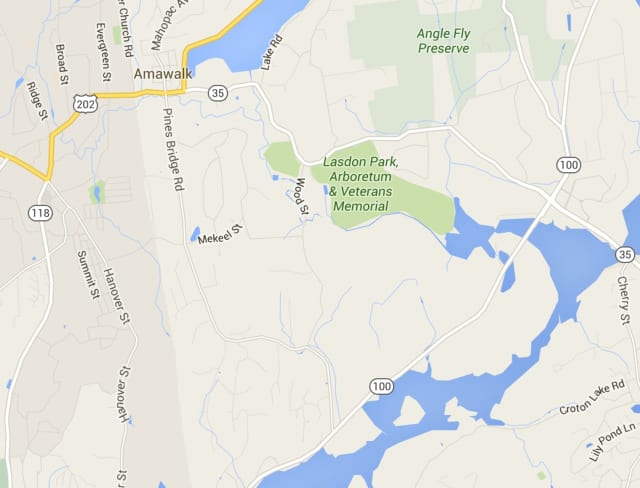 Route 35 between Routes 118 and Route 100 will be closed on Saturday from 7 a.m to 4 p.m.