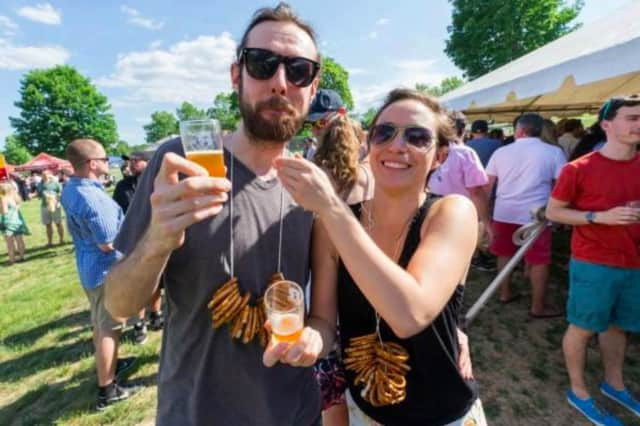 The Hudson Valley Cider Festival will be held on Saturday, July 16, at Barton Orchards in Poughquag.