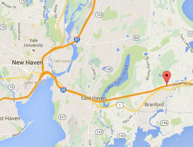 Connecticut State Police released details of a seven-car accident on I-95 east of New Haven that injured nine people including two from Rye and one from Oakland, N.J., on Monday.