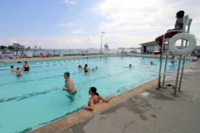 Westchester County residents will flock to area pools this weekend as another round of 90-plus temperatures roll into the region.