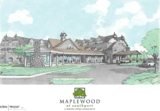 Maplewood Senior Living has received approval to develop a senior housing community in Southport.