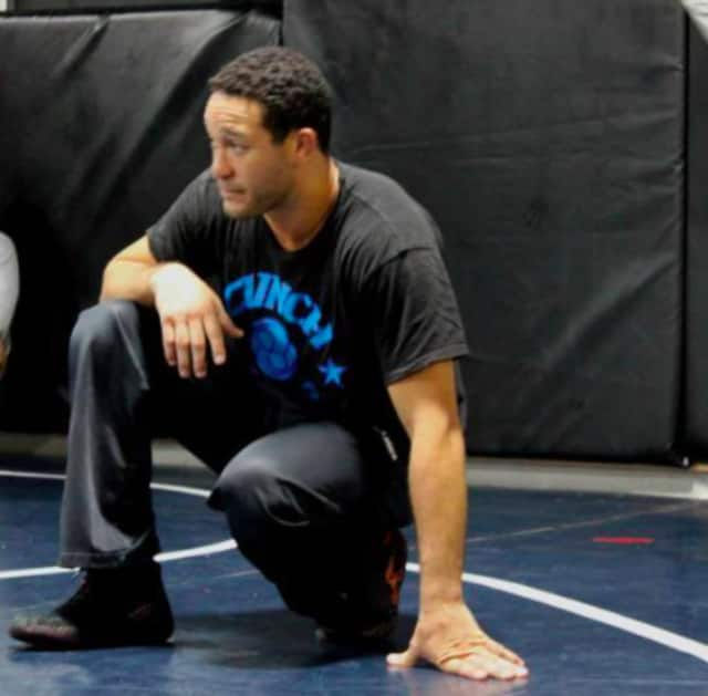 Damion Logan was a three-time state champion wrestler and four-time finalist. He's taking the helm as coach where his accolades soared -- St Joe's Montvale.