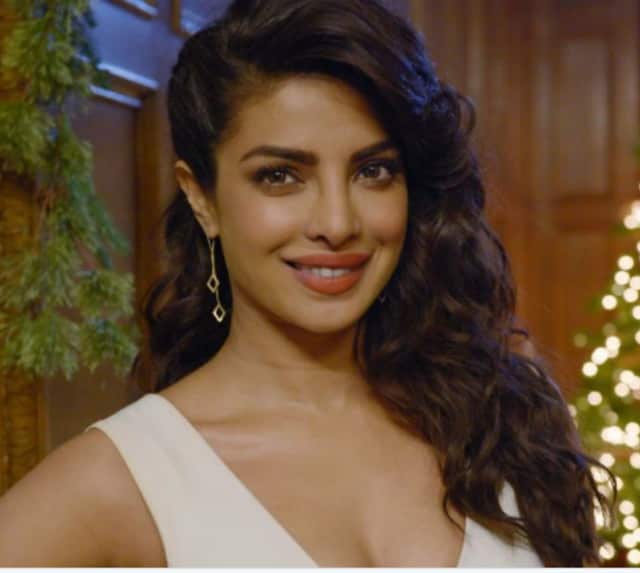 "Priyanka Chopra of ABC's ""Quantico."""