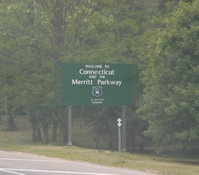 The state will be replacing signs along the Merritt Parkway from Greenwich to Stratford