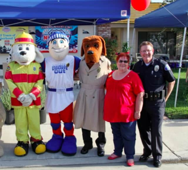 East Rutherford rescheduled its National Night Out celebration until Aug. 15.