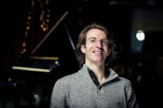Jonathan Levin will perform a free concert July 24 at the Fort Lee Library.