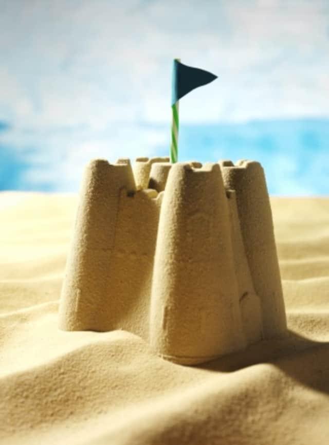 Sand castles will be abundant at the Sandblast Sand Sculpture Festival at Greenwich Point Beach.