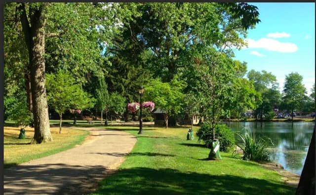 Tilley Pond Park.