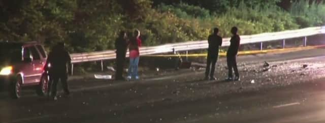 A Mount Vernon man was killed during an accident on the Sprain Brook Parkway, according to the New York State Police.