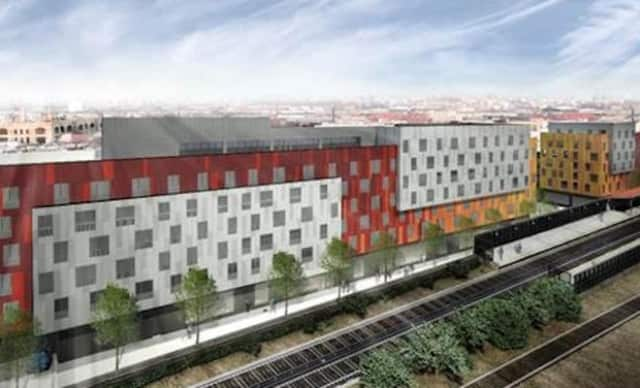 MacQuesten Development, LLC of Pelham has begun construction on a project in Brooklyn. The mixed-use complex will feature affordable housing and rental space.