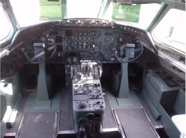 The Aviation Hall of Fame & Museum of New Jersey will host an Open Cockpit Weekend at Teterboro Airport Oct. 22-23.