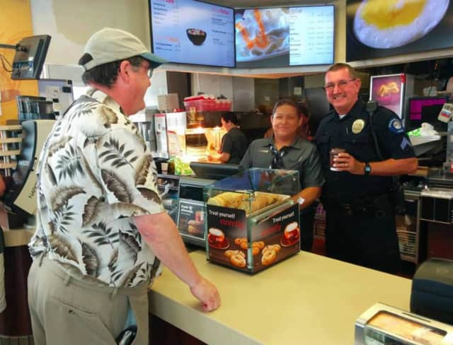 "The Little Falls Police Department is hosting ""Coffee with a Cop"" Aug. 3."