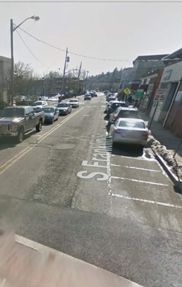 South Franklin Street in Orangetown.