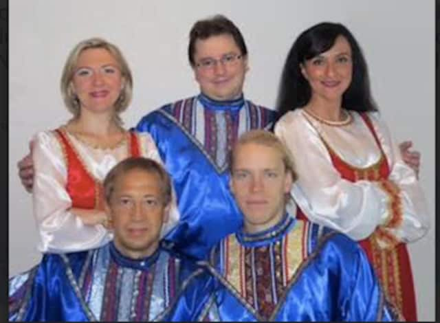 St. Michael's will host LYRA, a vocal ensemble from St. Petersburg, Russia