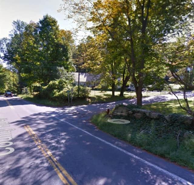 Route 301 and Gleneida Ridge Road in Carmel.