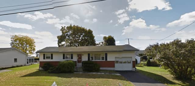 This 10 Hoke Drive house in Stony Point reportedly sold at auction in March.
