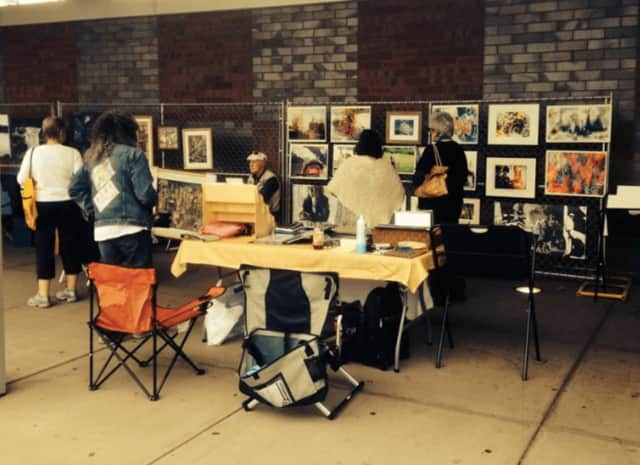 The Fort Lee Outdoor Art Show is scheduled for Sept. 25 in the plaza of the Jack Alter Fort Lee Community Center.