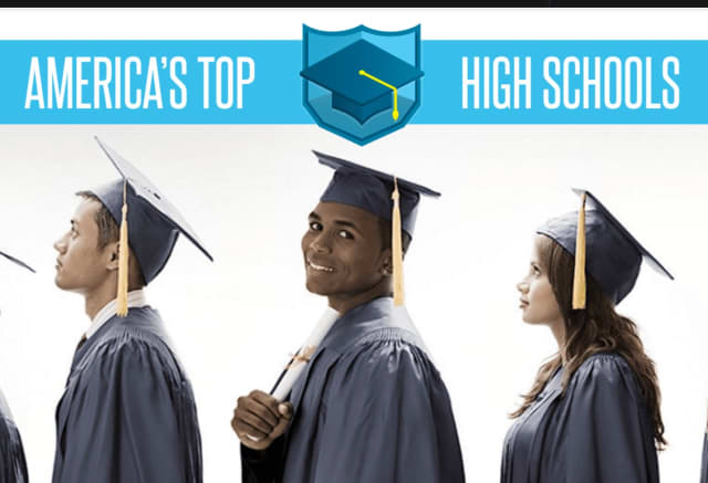 Newsweek released its rankings of the nation's Top 500 high schools.