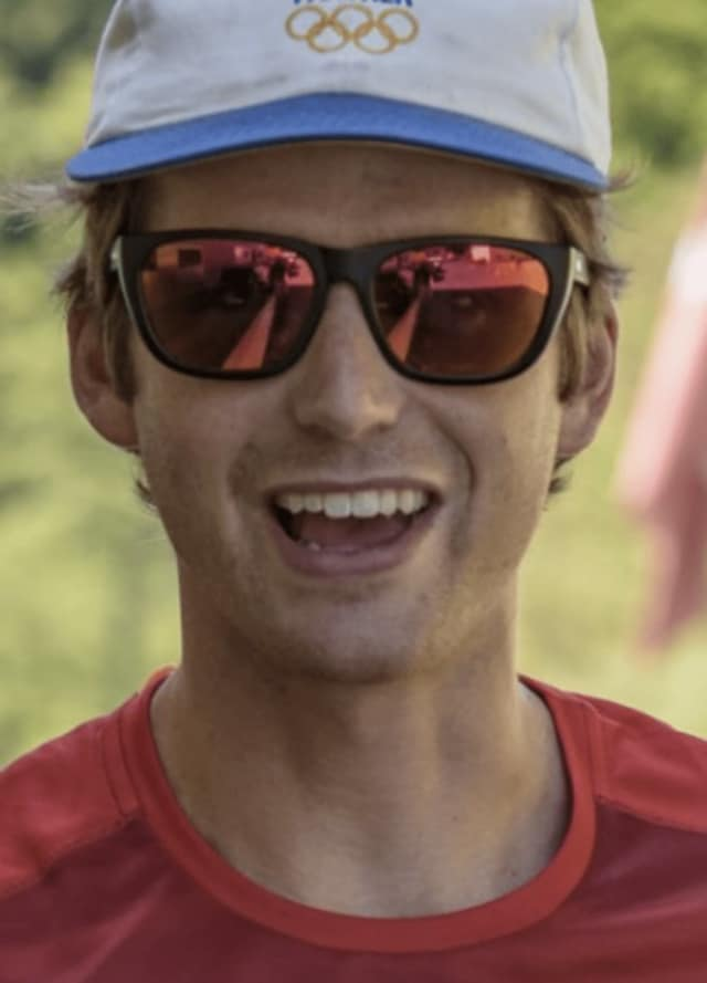 New Canaan's Andrew Campbell qualified for the finals at the Summer Olympics in the lightweight double sculls. He and teammate Josh Konieczny will race in the finals on Friday.