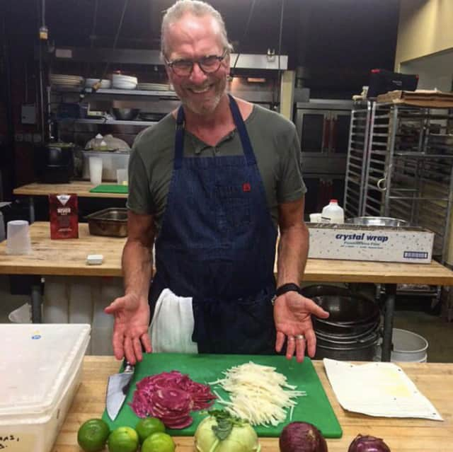 Wholesome Wave founder and CEO Michel Nischan is a three-time James Beard Foundation award-winning chef.