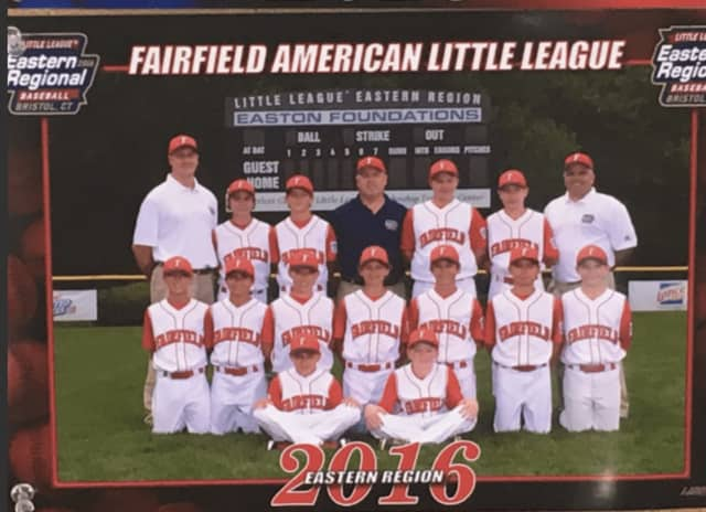 The Fairfield American Little League All-Stars will play for the New England championship on Saturday.