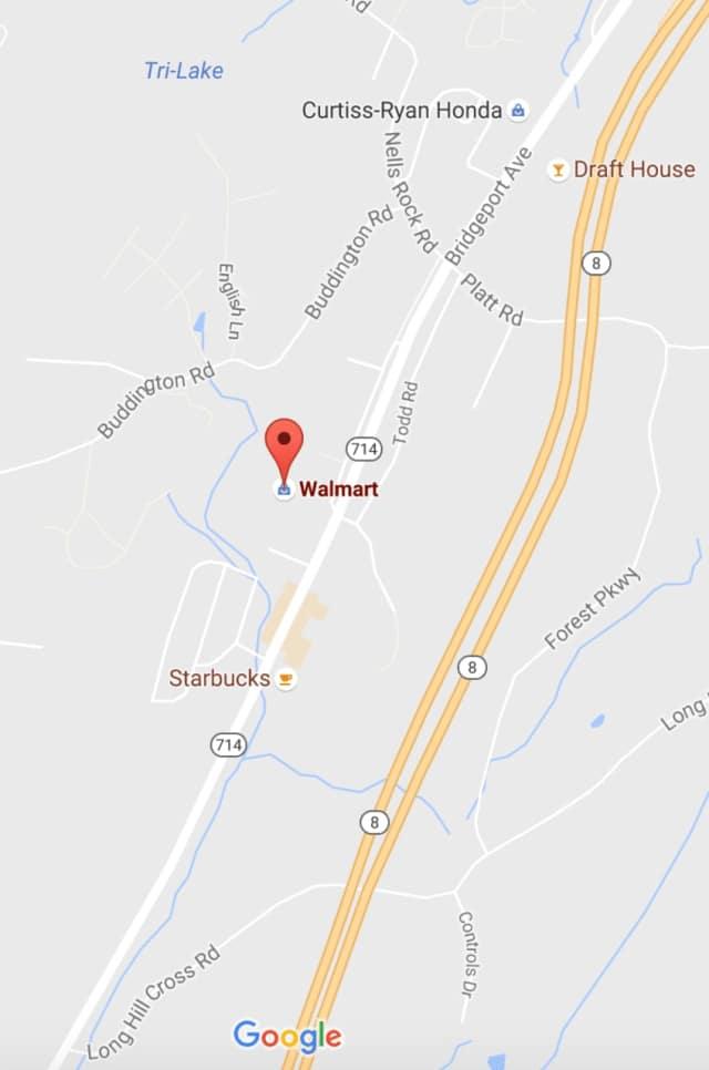 A serious crash is under investigation near the Walmart on Bridgeport Avenue in Shelton.