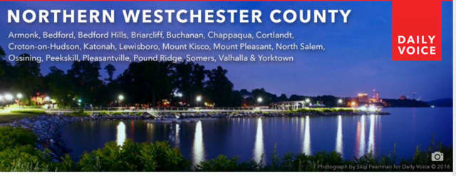 Daily Voice's new Northern Westchester Facebook page.