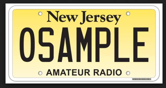 "Shannon Morgan will be able to have her customized ""8THEIST"" New Jersey plate after a lawsuit was settled."