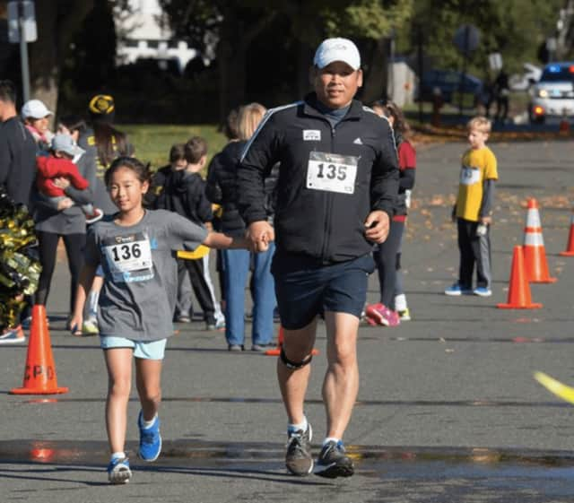"The  ""Educating the Future"" 5K and 1-Mile Fun Run takes place Oct. 16."
