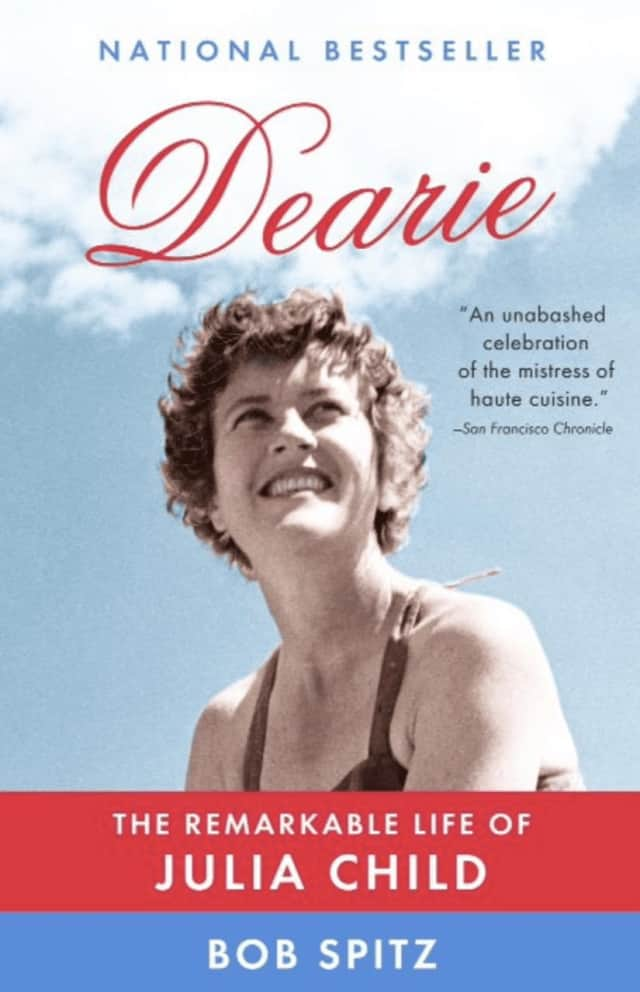 Best-selling author Bob Spitz will talk about Julia Child at The Watermark on Sept. 14.