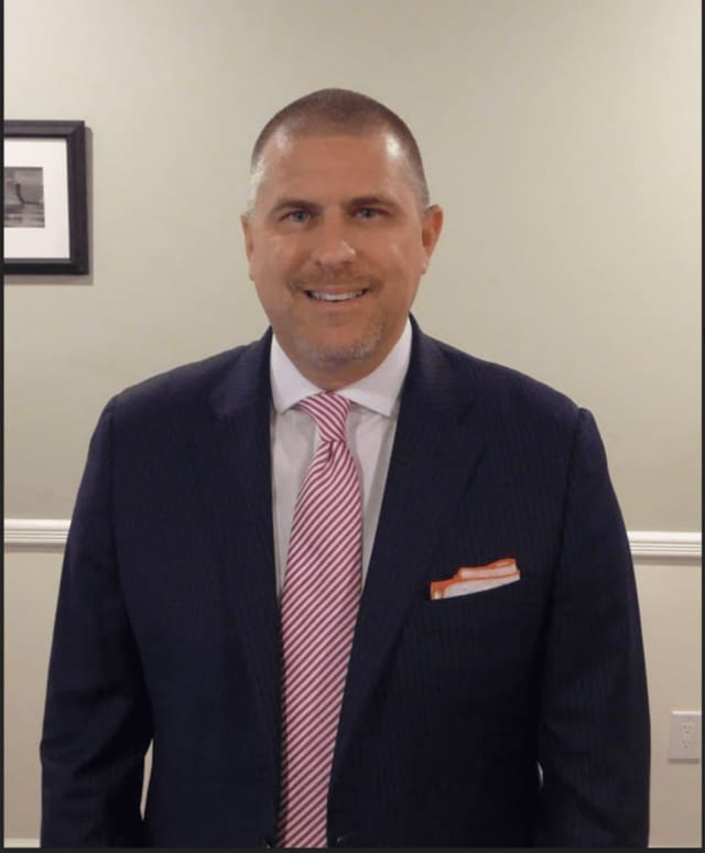 Sherman School's newly appointed principal and superintendent, Jeff Melendez, who is a Danbury resident.
