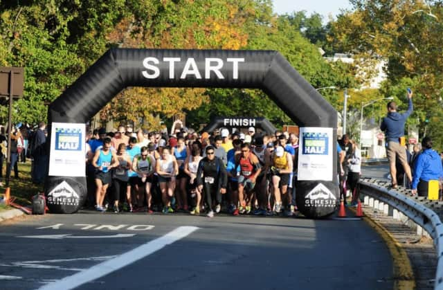 Westchester Medical Center is hosting the Healing Half Marathon and 10K this October.